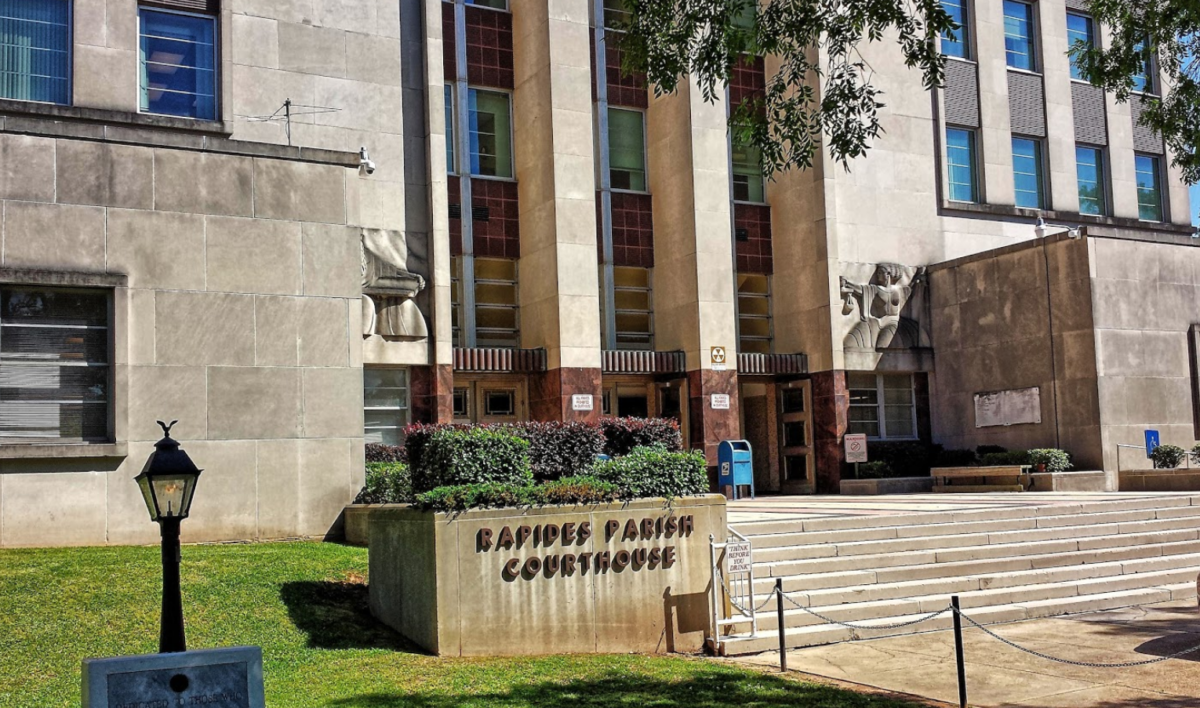 rapides parish courthouse