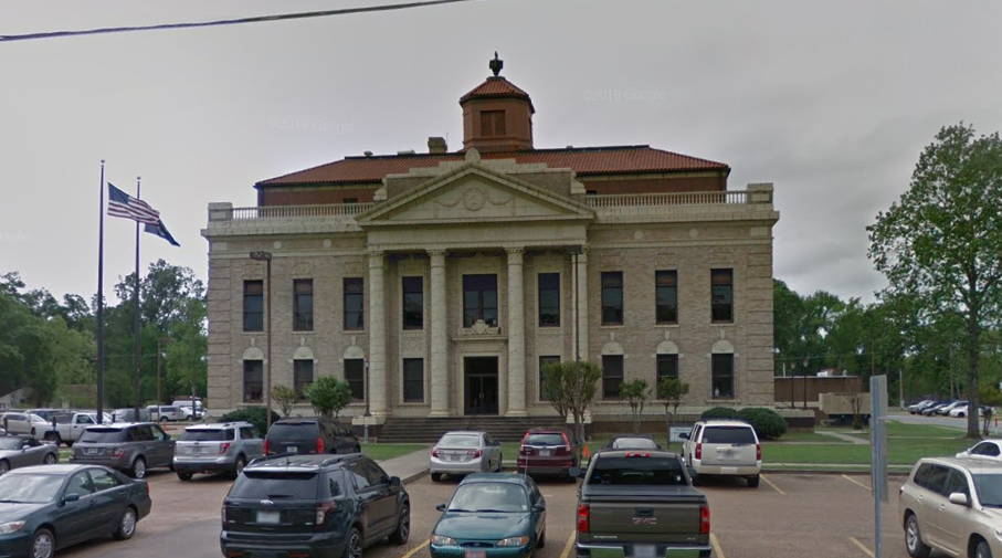 red river parish courthouse