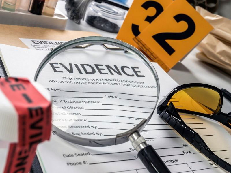 tampering with evidence
