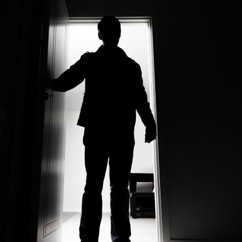 can home invasion charges be dropped in Louisiana?